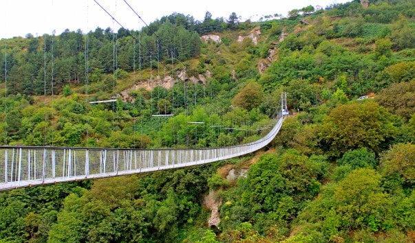 Подвесной мост, Хндзореск