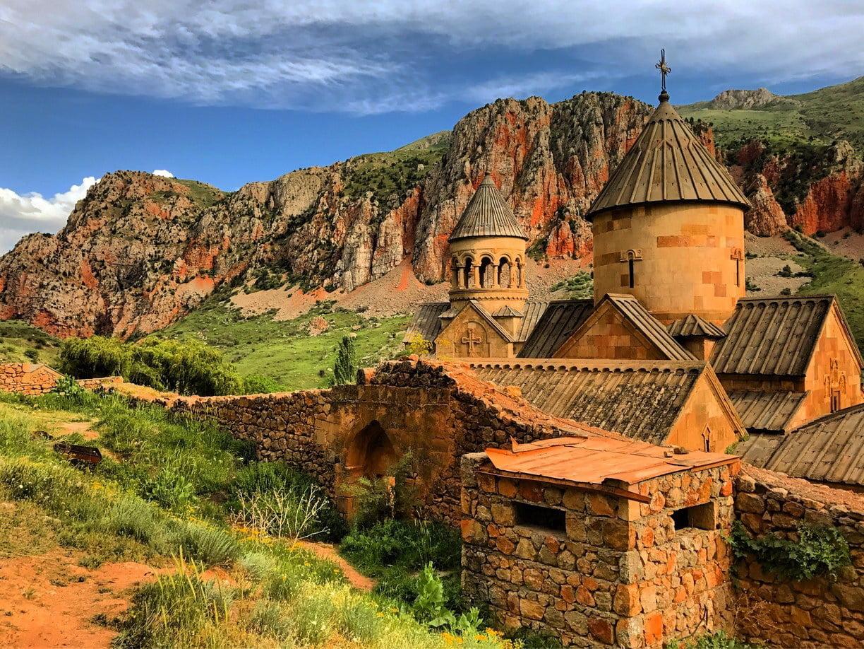 Монастырь Нораванк, Армения