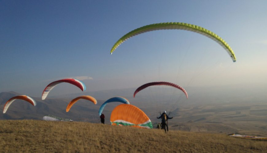 paragliding-in-armenia