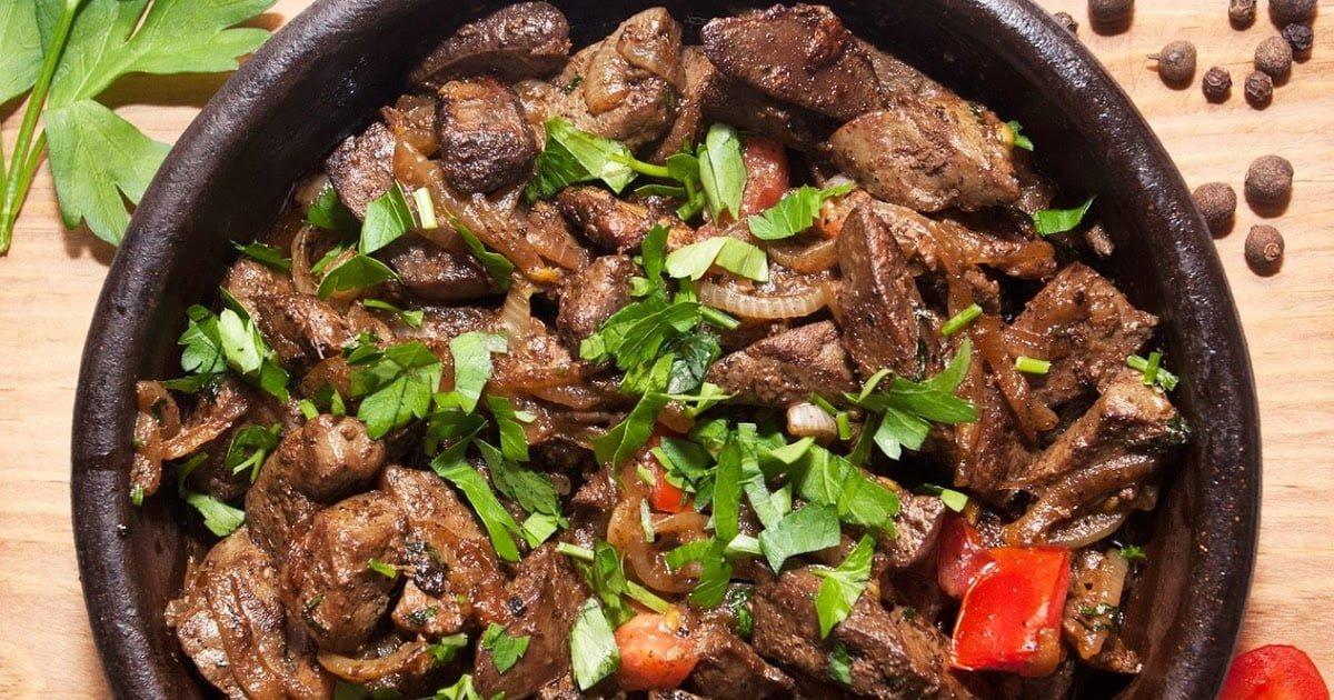 армянские блюда