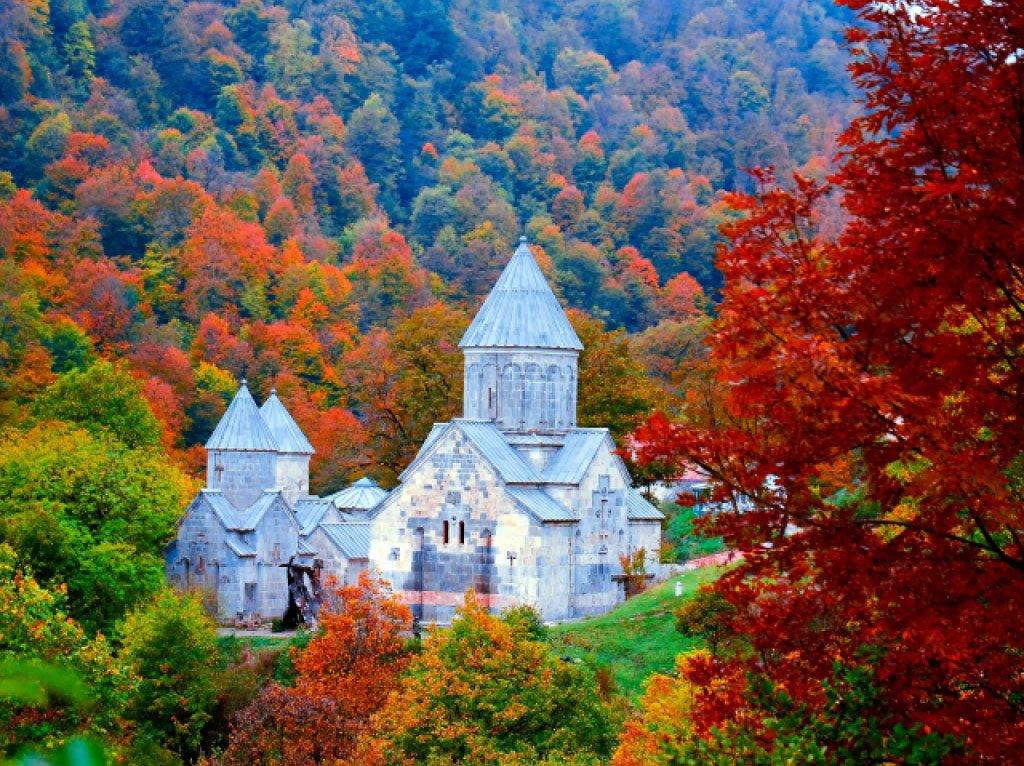 армения осенью